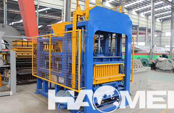 block making machine price