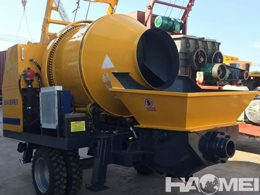 cement mixer with pump pdf